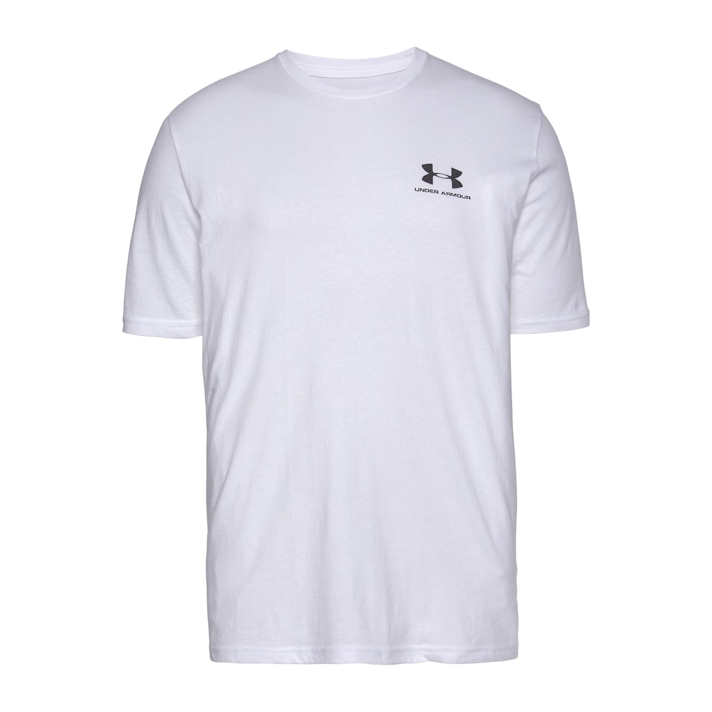 Under Armour® Funktionsshirt »SPORTSTYLE LEFT CHEST SS«