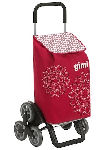 Vileda Einkaufstrolley »Gimi Tris rot« kaufen