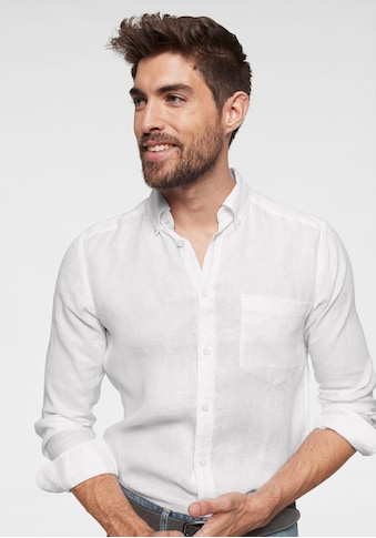 Rhode Island Leinenhemd kaufen