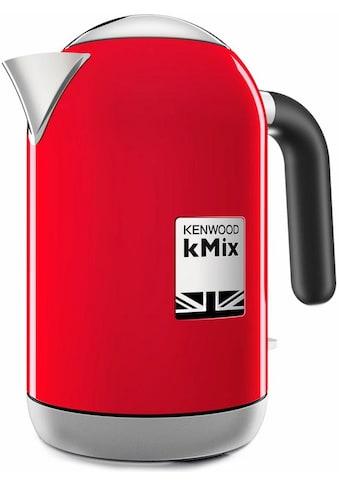 KENWOOD Wasserkocher, ZJX650RD, 1 Liter, 2200 Watt kaufen