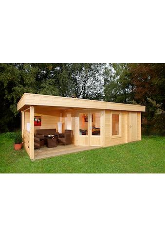 Wolff Gartenhaus »Maja 40-B/2« kaufen