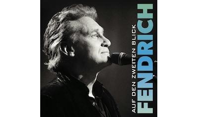 Musik - CD Auf den zweiten Blick / Fendrich,Rainhard, (1 CD) kaufen