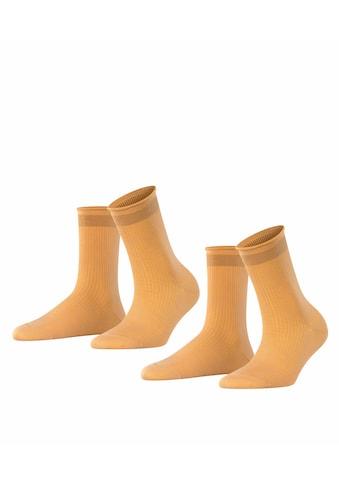Esprit Socken Cable Rib 2 - Pack (2 Paar) kaufen