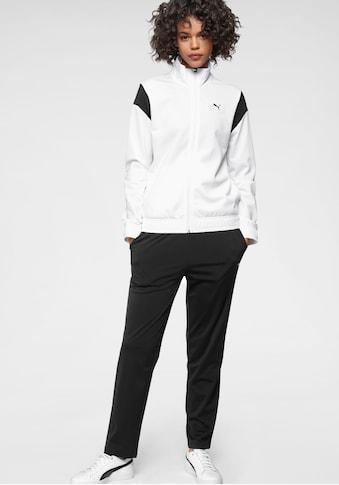 PUMA Trainingsanzug »Classic Tricot Suit op«, (Set, 2 tlg.) kaufen
