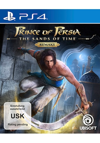 UBISOFT Spiel »Prince of Persia: The Sands of Time Remake«, PlayStation 4 kaufen