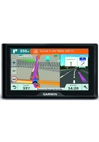 Garmin Navigationsgerät »DRIVE 61 LMT-S EU«, (Europa (46 Länder), Navigationsgerät kaufen