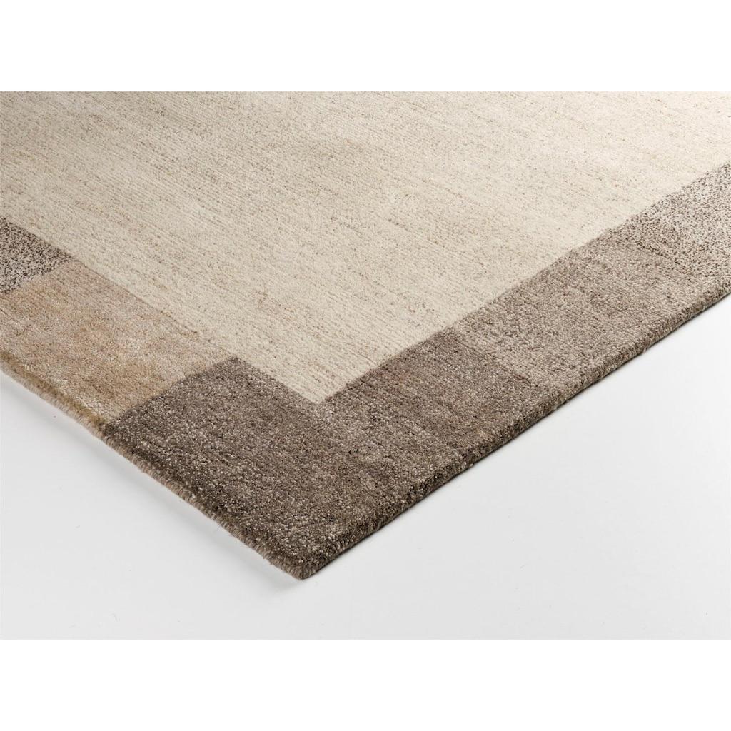 OCI DIE TEPPICHMARKE Orientteppich »Avantgard Nizza«, rechteckig, 20 mm Höhe, handgeknüpft, Wohnzimmer