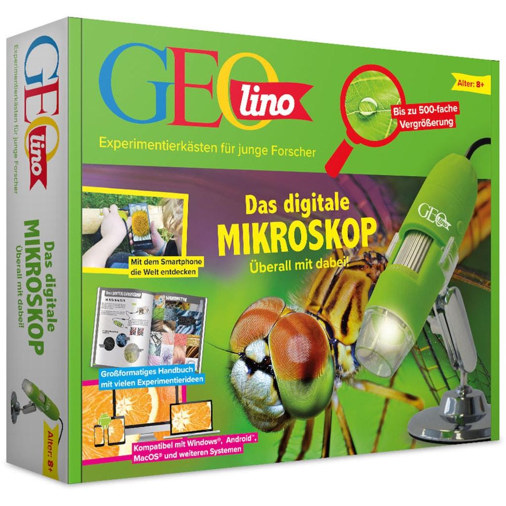 Franzis Kindermikroskop »GEOlino, Das digitale Mikroskop«