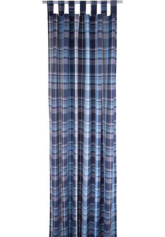 Vorhang, »New Check«, TOM TAILOR, Schlaufen 1 Stück kaufen