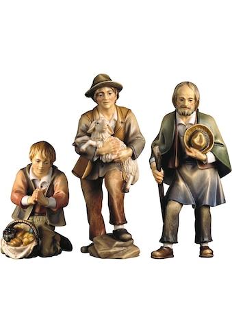 ULPE WOODART Krippenfigur »Drei Hirten« (Set, 3 Stück) kaufen