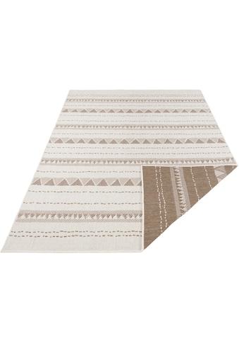 bougari Teppich »Bahamas«, rechteckig, 5 mm Höhe, In- und Outdoor geeignet,... kaufen