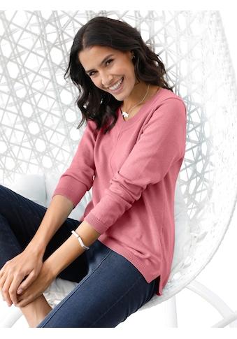 Classic Inspirationen Pullover aus reiner Pima Baumwolle kaufen