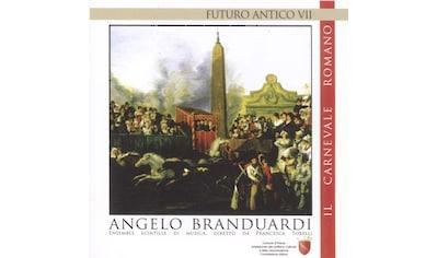Musik-CD »Futuro Antico VII / Branduardi,Angelo« kaufen