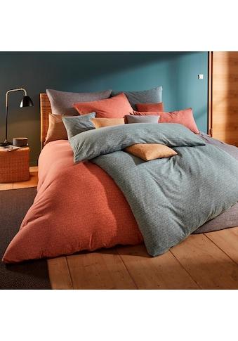 Schlafgut Bettwäsche »Donegal«, Mix & Match, GOTS zertifiziert kaufen