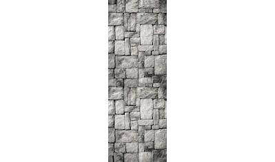 queence Vinyltapete »Felipe«, Steinoptik, 90 x 250 cm, selbstklebend kaufen