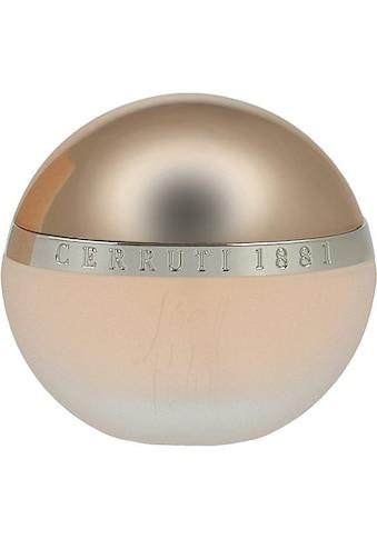 CERRUTI Eau de Toilette »Cerruti 1881 Femme« kaufen