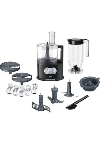 Braun Küchenmaschine mit Kochfunktion FP 5150, 1000 Watt, Schüssel 2 Liter kaufen