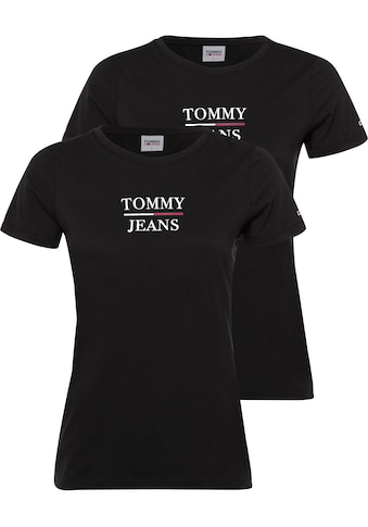 Tommy Jeans T-Shirt »TJW 2Pack Skinny ESS Tommy T SS« kaufen