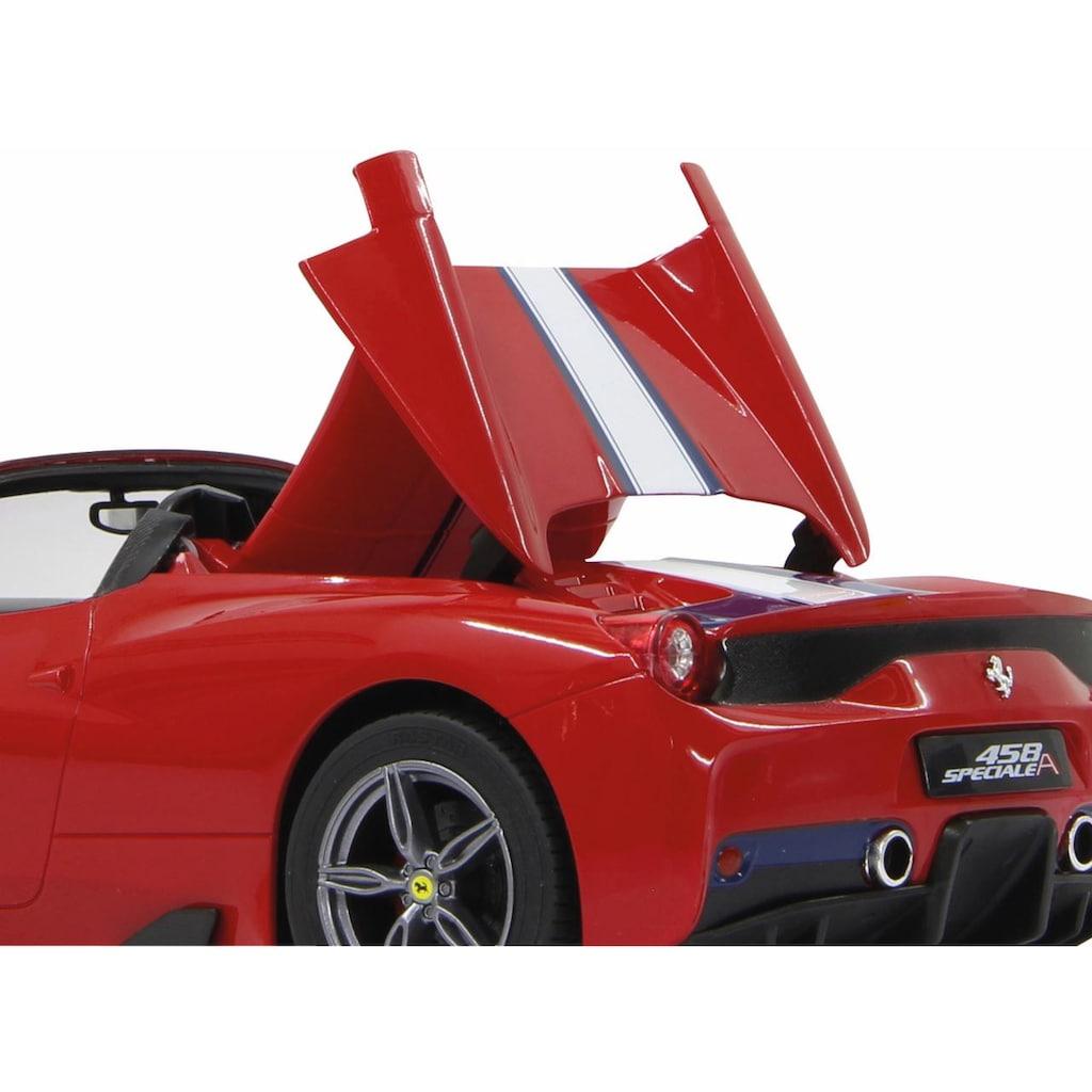 Jamara RC-Auto »Ferrari 458 Speciale A«, mit LED Beleuchtung