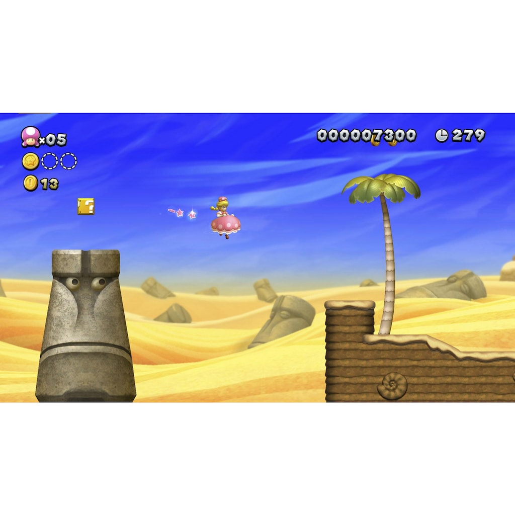 Nintendo Switch Spiel »New Super Mario Bros. U Deluxe«, Nintendo Switch