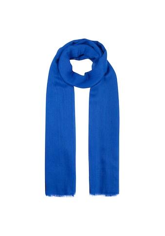 """Codello Hauchzarter XL - Schal ,,Basics"""" aus Modal und Wolle kaufen"""