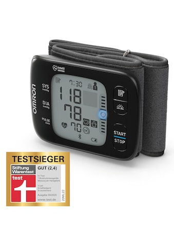 Omron Handgelenk-Blutdruckmessgerät »RS7 Intelli IT (HEM-6232T-D)«, mit LED... kaufen