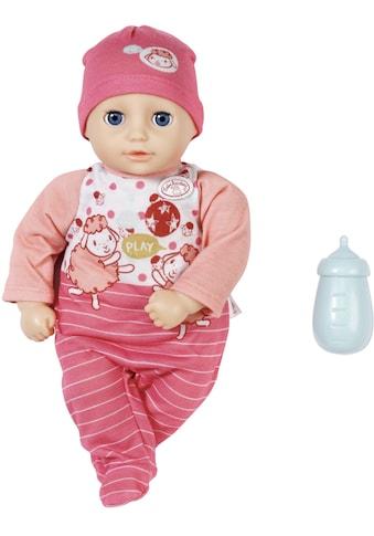 Baby Annabell Babypuppe »My First Annabell, 30 cm«, mit Schlafaugen kaufen