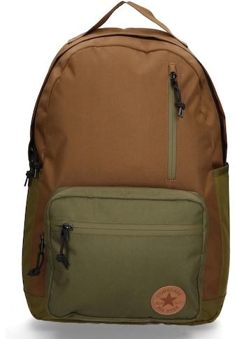 Converse Laptoprucksack »Go 2, khaki mix field surplus« kaufen
