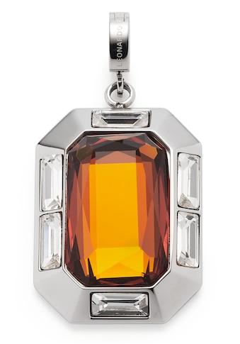LEONARDO Charm-Einhänger »Virginia Clip&Mix, 018476«, mit Glassteinen kaufen