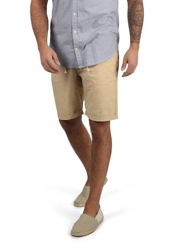 Blend Shorts »Lias«, kurze Hose aus Leinenqualität kaufen