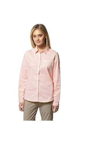 Craghoppers Langarmbluse »Damen NosiLife Langarmhemd Verona« kaufen