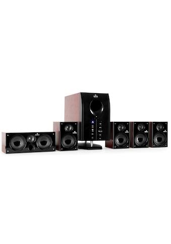 Auna Aktives Surround Boxen 5.1 Lautsprecher Set Regallautsprecher »Areal 525« kaufen