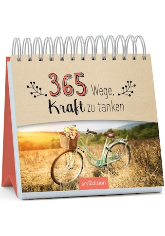 Buch »365 Wege, Kraft zu tanken / DIVERSE« kaufen