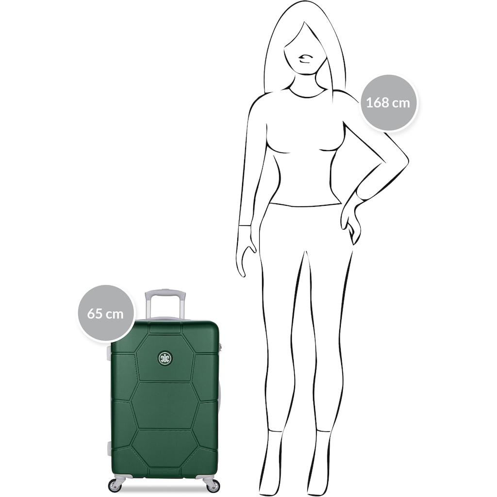 suitsuit Hartschalen-Trolley »Caretta, 65 cm«, 4 Rollen