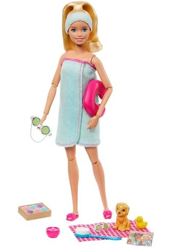 Barbie Anziehpuppe »Wellness Spa« kaufen