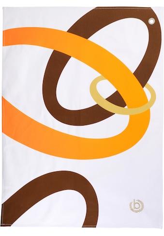 bugatti Geschirrtuch »Ellipse«, (Set, 2 tlg.) kaufen