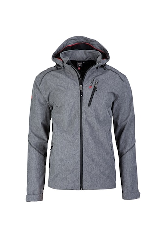 DEPROC Active Softshelljacke »GAROU PEAK MEN« kaufen