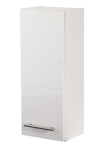 HELD MÖBEL Hängeschrank »Porto«, Breite 25 cm, mit hochglänzenden Fronten kaufen