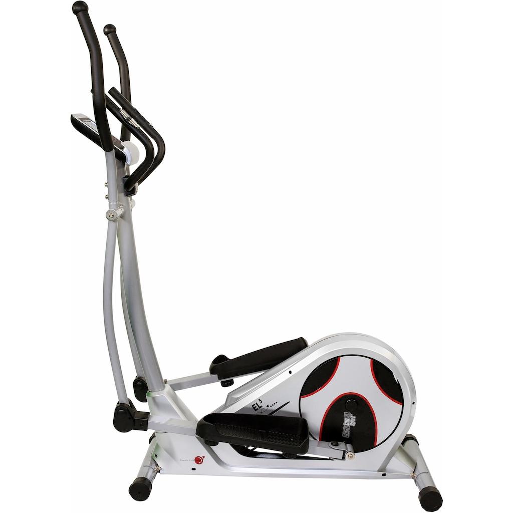 Christopeit Sport® Crosstrainer-Ergometer »EL 5«