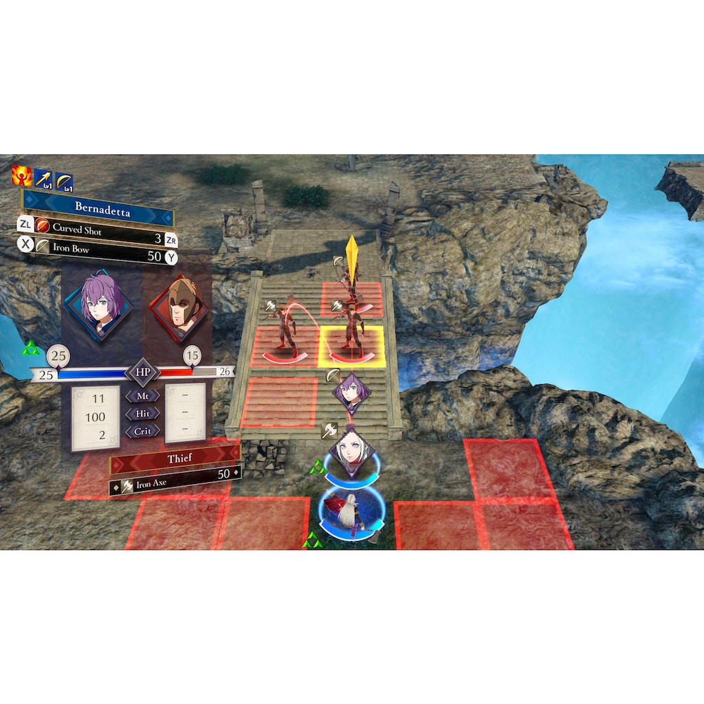 Nintendo Switch Spiel »Fire Emblem: Three Houses«, Nintendo Switch