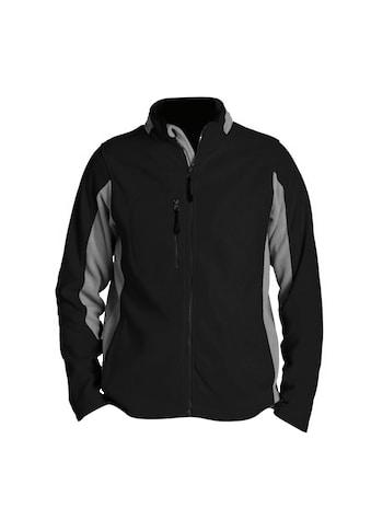 SOLS Fleecejacke »Herren Nordic Fleece - Jacke, Kontrastfarben« kaufen