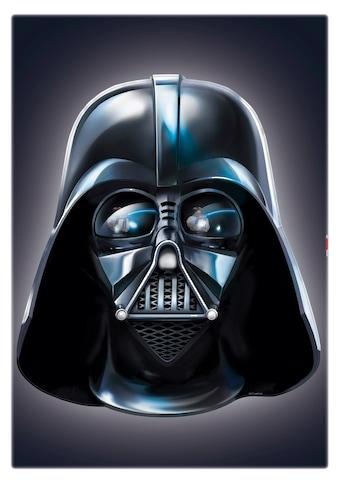 KOMAR Packung: Wandtattoo »Star Wars Darth Vader«, 1 - teilig kaufen