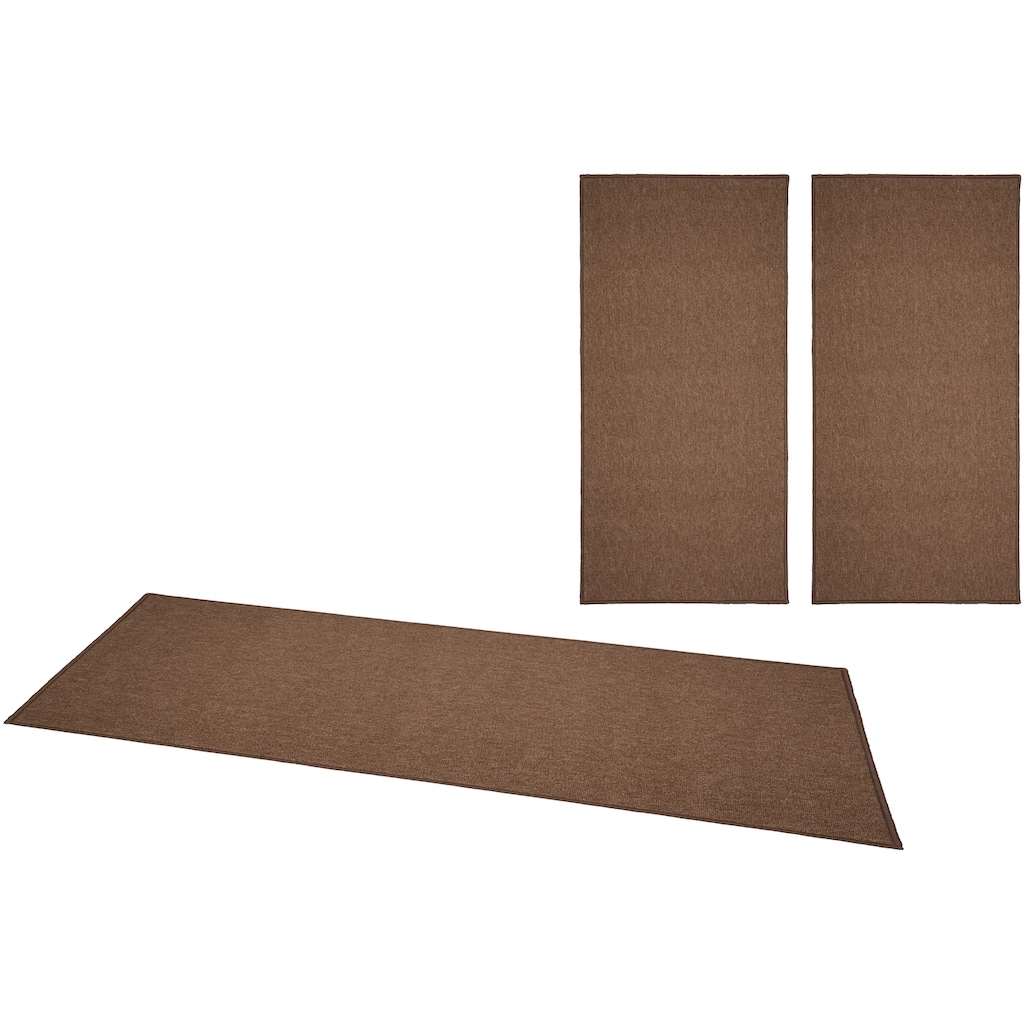 BT Carpet Bettumrandung »Casual«, Kurzflor