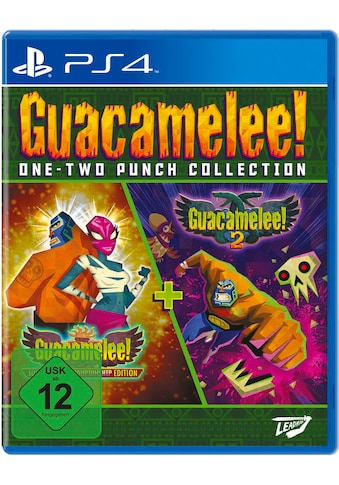 Guacamelee One - Two Punch Collection PlayStation 4 kaufen