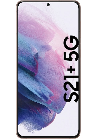 """Samsung Smartphone »Galaxy S21+ 5G«, (16,95 cm/6,7 """", 256 GB Speicherplatz, 12 MP... kaufen"""