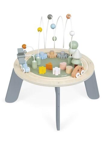 Janod Spieltisch »Sweet Cocoon«, mit 5 Funktionen; FSC®-Holz aus gewissenhaft... kaufen