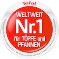 Tefal Pfannen-Set »SO INTENSIVE«, Leichtmetall, (Set, 3 tlg.)