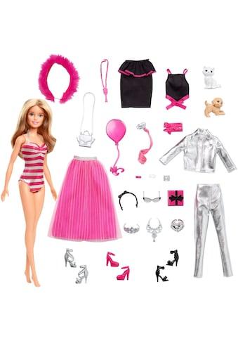 """Mattel® Adventskalender """"Barbie mit Puppe (blond)"""" kaufen"""