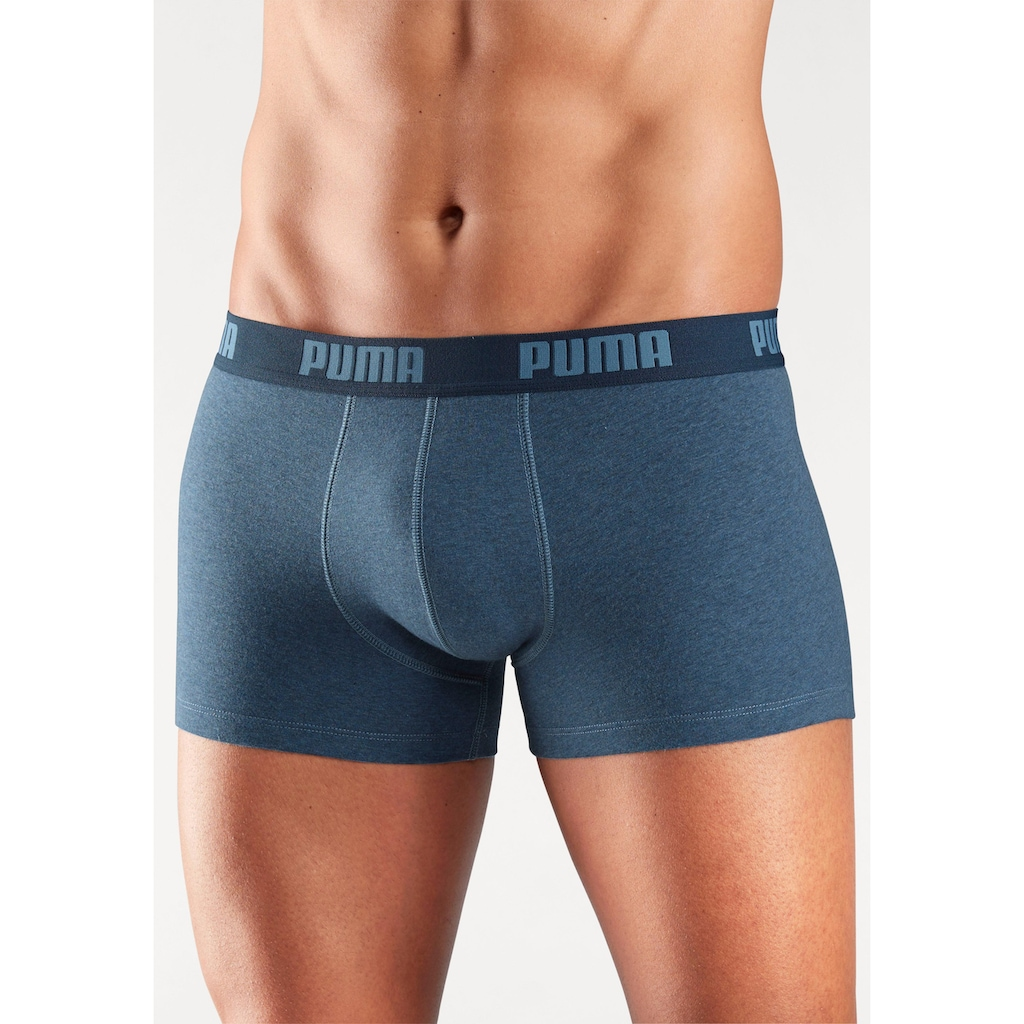 PUMA Hipster, (3 St.), in 3 Blautönen