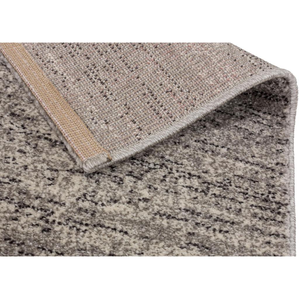 ASTRA Teppich »Carpi Uni«, rechteckig, 15 mm Höhe, Wunschmaß, Wohnzimmer